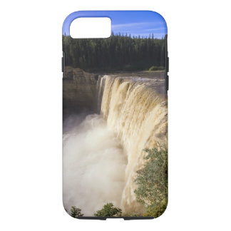 Louise Falls, Twin Falls Gorge Territorial Park, iPhone 7 Case