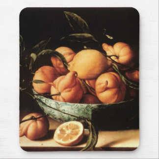 Louise Moillon's Bowl of Curacao Oranges (1634) Mouse Mat
