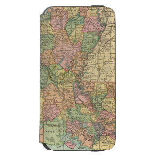 Louisiana 10 incipio watson™ iPhone 6 wallet case