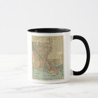 Louisiana 10 mug