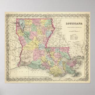Louisiana 10 poster