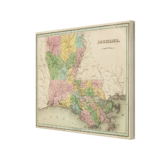 Louisiana 12 canvas print
