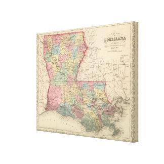 Louisiana 2 canvas print