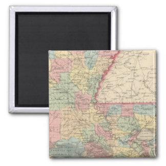 Louisiana 2 magnet