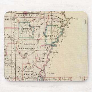 Louisiana 2 mouse mat