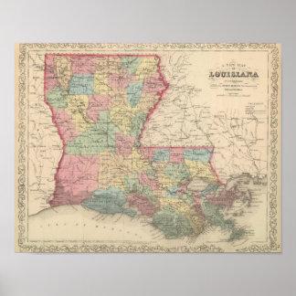 Louisiana 2 poster