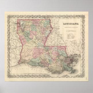 Louisiana 3 poster