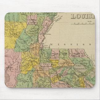 Louisiana 4 mouse mat
