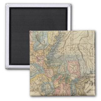 Louisiana 6 magnet