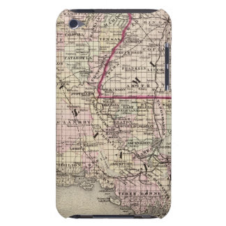 Louisiana Barely There iPod Covers