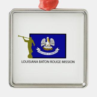 LOUISIANA BATON ROUGE MISSION LDS CTR CHRISTMAS ORNAMENT