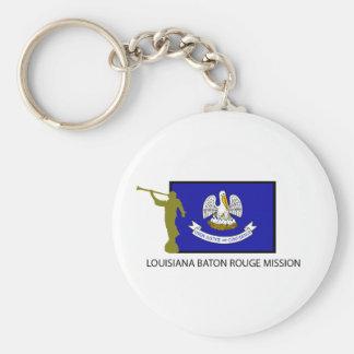 LOUISIANA BATON ROUGE MISSION LDS CTR KEY RING
