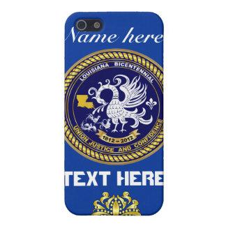 Louisiana Bicentennial 50 Colors Please View Hints iPhone 5/5S Case