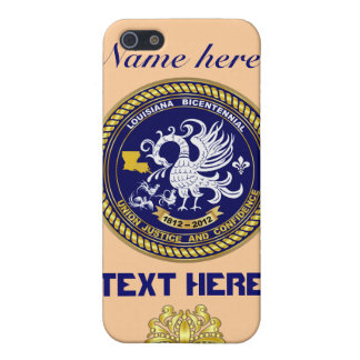 Louisiana Bicentennial 50 Colors Please View Hints iPhone 5/5S Cases
