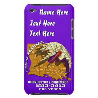 Louisiana Bicentennial  Mardi Gras Party See Notes iPod Touch Case-Mate Case