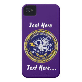 Louisiana Bicentennial  Mardi Gras Party See Notes iPhone 4 Case-Mate Case