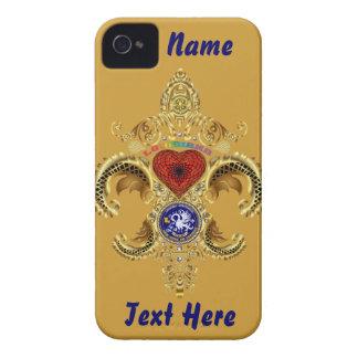Louisiana Bicentennial  Mardi Gras Party See Notes Case-Mate iPhone 4 Case