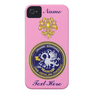 Louisiana Bicentennial Over 30 Colors See Notes Case-Mate iPhone 4 Cases