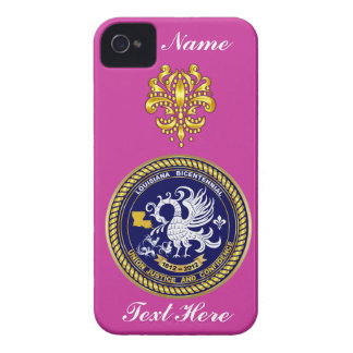 Louisiana Bicentennial Over 30 Colors See Notes iPhone 4 Covers