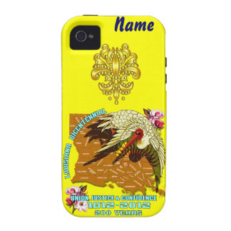 Louisiana Bicentennial  Party See Notes Case-Mate iPhone 4 Cover
