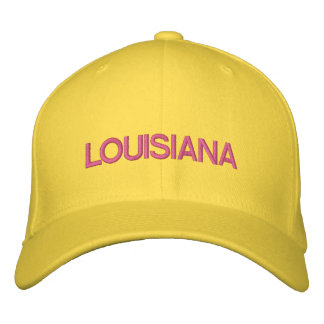 Louisiana Cap