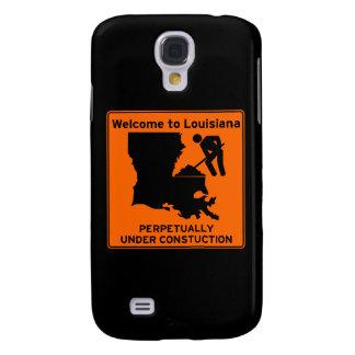 Louisiana Galaxy S4 Case