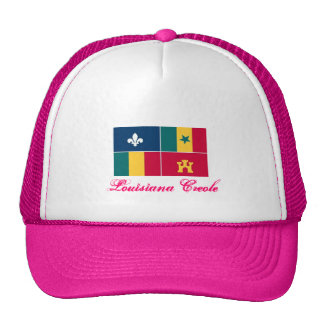 Louisiana-Creole_m, Louisiana Creole Trucker Hat