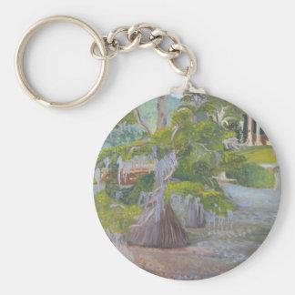 Louisiana Cypress Lake Keychains