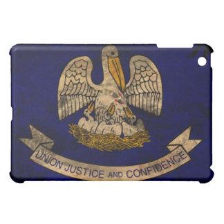Louisiana Flag iPad Mini Case