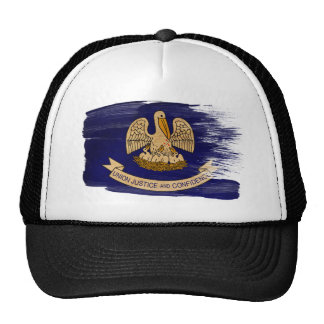 Louisiana Flag Trucker Hat
