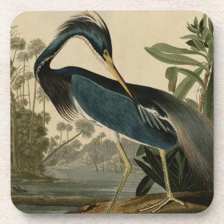 Louisiana Heron Coasters