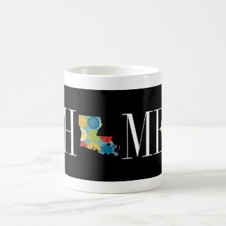 Louisiana Home State Mug