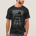 Louisiana Honey Island Swamp Monster t shirt men