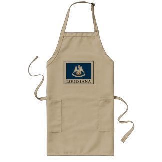 Louisiana Long Apron