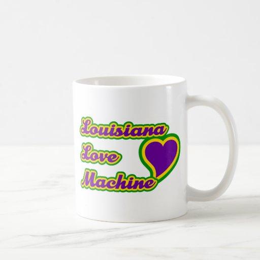 Louisiana Love Machine Mug