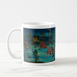 Louisiana Midnight Love Coffee Mug