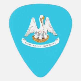 Louisiana pelican guitar pick