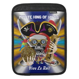 Louisiana Pirate Days Lake Charles, 30 Colors iPad Sleeves