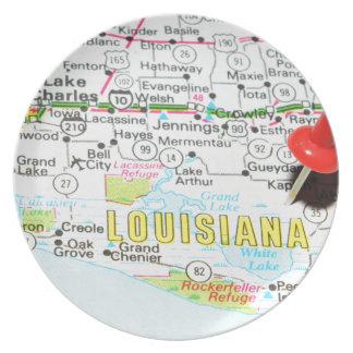 Louisiana Plate