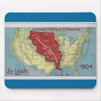 Louisiana Purchase Exposition Mouse Pad