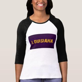 Louisiana Purple and Gold Shirts