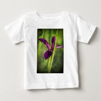 Louisiana Purple Gamecock Iris Baby T-Shirt