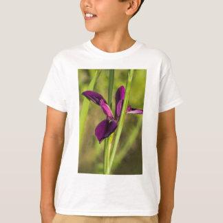 Louisiana Purple Gamecock Iris Shirt