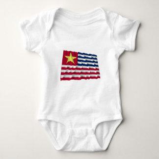Louisiana Secession Flag of 1861 Shirt
