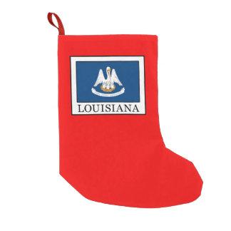 Louisiana Small Christmas Stocking