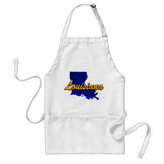 Louisiana Standard Apron
