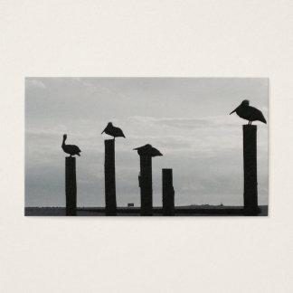 Louisiana State Birds Business Card
