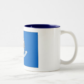 Louisiana State Flag Mug