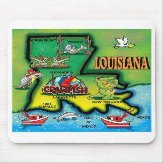 Louisiana State Mouse Pads
