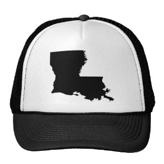 Louisiana State Outline Cap